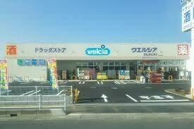 ウエルシア薬局深谷上野台2号店