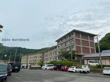 阿南市立羽ノ浦中学校