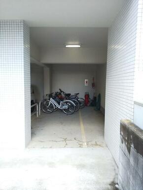 駐輪スペース有(※バイク相談可)