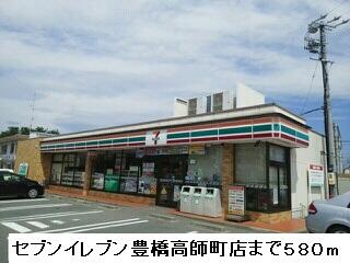 セブンイレブン豊橋高師町店