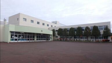 上篠路中学校