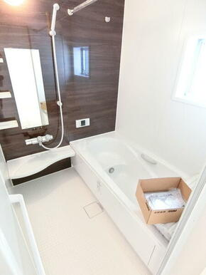 1坪バスルーム