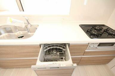 食器洗浄乾燥機付きです