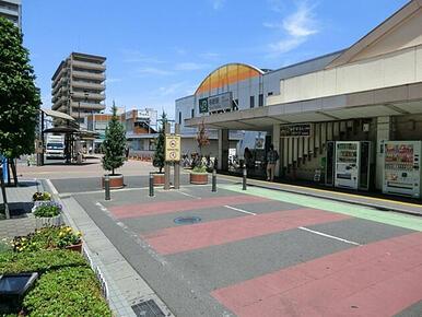 JR京浜東北線「与野駅」