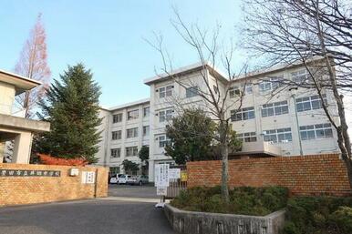 豊田市立井郷中学校