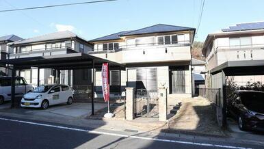 豊田市折平町の中古戸建です!