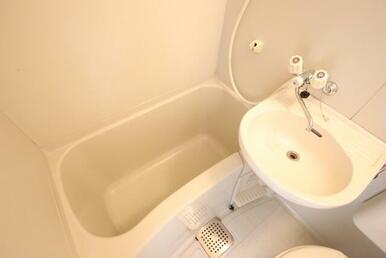 お風呂です!