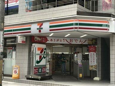 セブンイレブン 北赤羽駅浮間口店