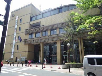 逗子市役所