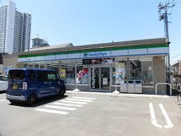 ファミリーマート 仙台堤通店