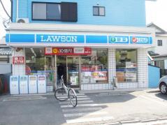 ローソン 川越仙波町店