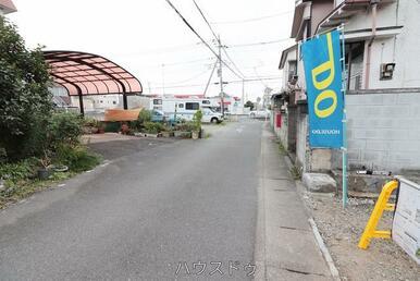 近隣には保育園が徒歩圏内に2件ございます♪徒歩・4分(350m)/徒歩・5分(400m)(*^^*…