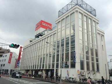 SEIYU 武蔵新城店