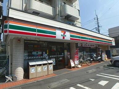 セブンイレブン横浜北寺尾4丁目店