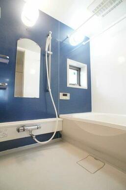 【浴室】浴室乾燥機設置していますで、雨の日や花粉の時期に大活躍です♪