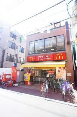 マクドナルド糀谷駅前店