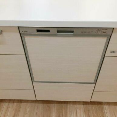 食器洗い乾燥機付き!