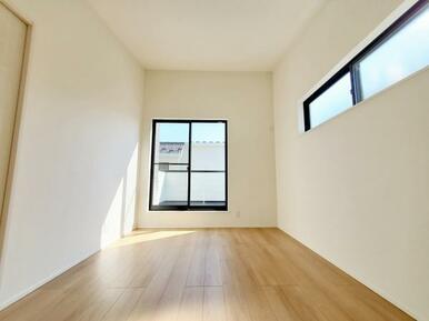 1号棟:洋室 解放感と安らぎをもたらすプライベート空間。