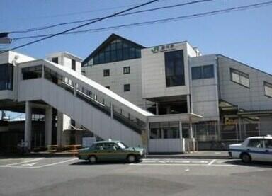 常磐線藤代駅