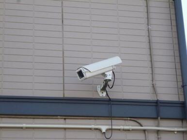 防犯カメラ設置で更なる安心を♪