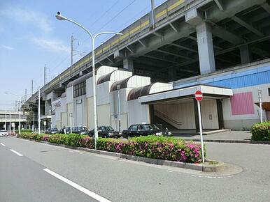 JR埼京線「中浦和」駅