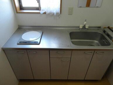 3階にも簡易のキッチン
