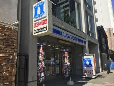 ローソン中区大須二丁目店