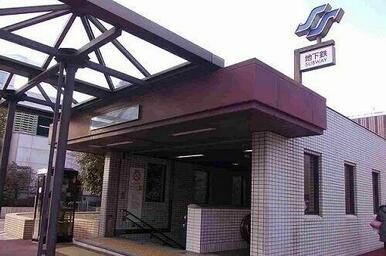 仙台市地下鉄長町南駅