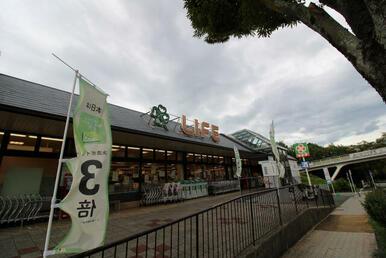 ライフ城山台店