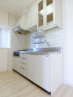 ★清潔感のあるキッチンです★