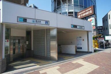 東京メトロ東西線「落合」駅徒歩4分♪