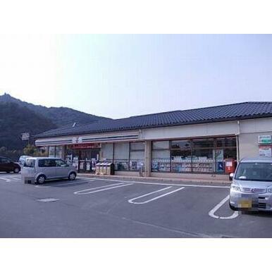 セブンイレブン錦帯橋店