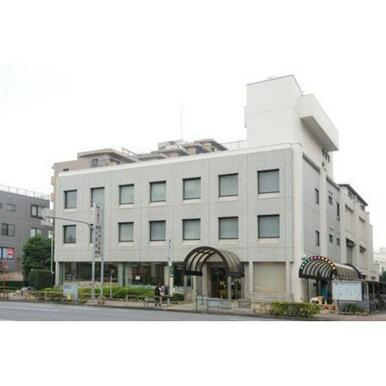 江東区立亀戸図書館