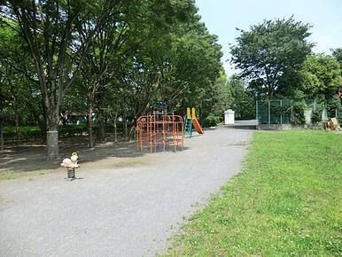 新田川分梅公園