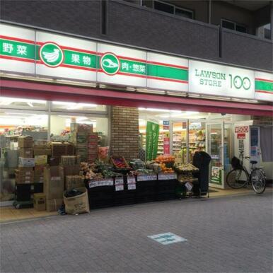 ローソンストア100 LS横浜浅間町店