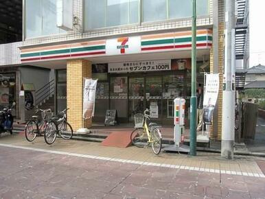 セブン‐イレブン 京成大久保店