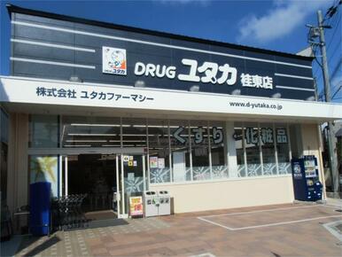 DRUG(ドラッグ)ユタカ 桂東店