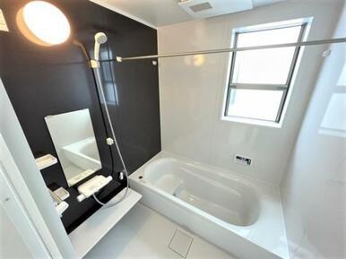 【1号棟浴室】雨の日のお洗濯も安心の浴室乾燥機付き!
