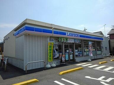 ローソン 東松山美土里店