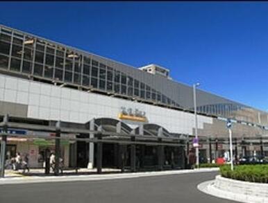 東武伊勢崎線越谷駅徒歩16分のところに位置しています!