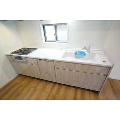 食洗器付きキッチン♪