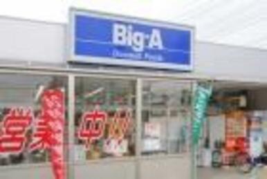 ビッグ・エー春日部栄町店