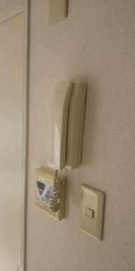 居室での対応も可・インターホン完備