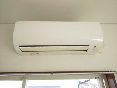 1.2階 各洋室にエアコン付き★