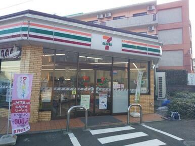 セブンイレブン横浜十日市場東店