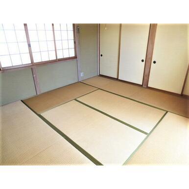2階畳和室