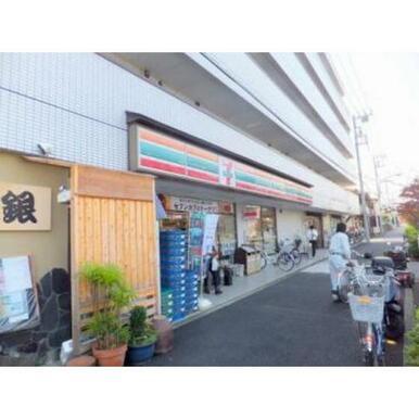 セブンイレブン府中小柳町2丁目店
