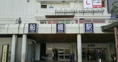 JR船橋駅