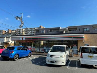 セブンイレブン名古屋平子橋西店