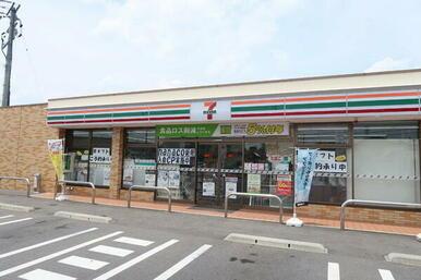 セブンイレブン豊田市市木町店